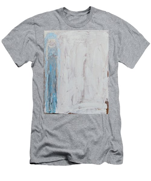 Shy Angel Men's T-Shirt (Athletic Fit)