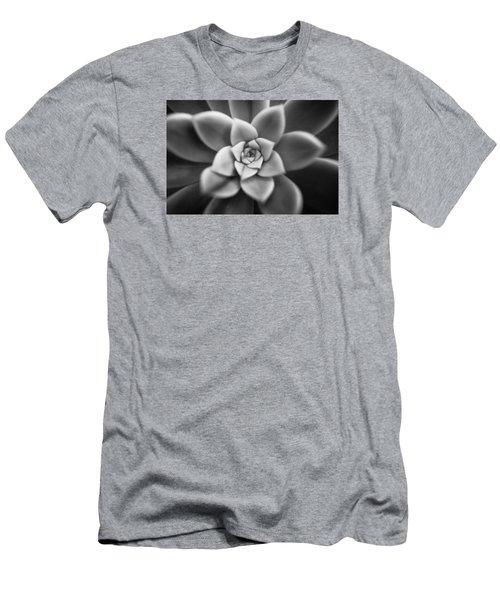 Shy Men's T-Shirt (Slim Fit) by Hyuntae Kim