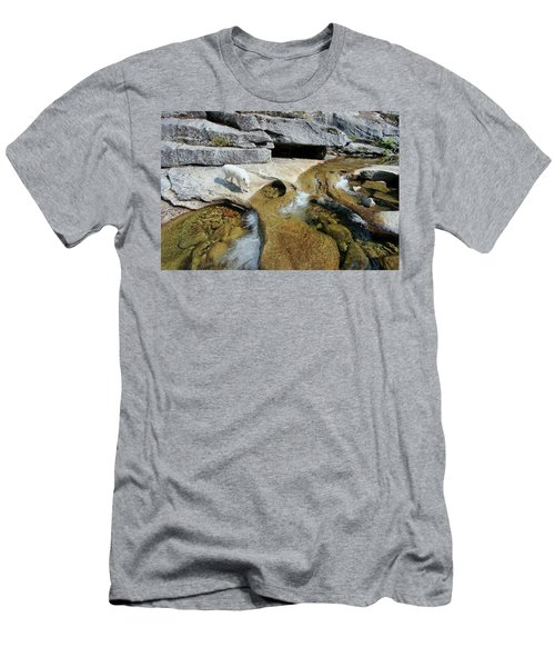 Men's T-Shirt (Athletic Fit) featuring the photograph Sierra Wild by Sean Sarsfield