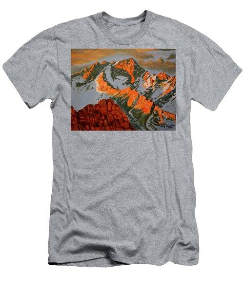 Sierra's Men's T-Shirt (Athletic Fit)