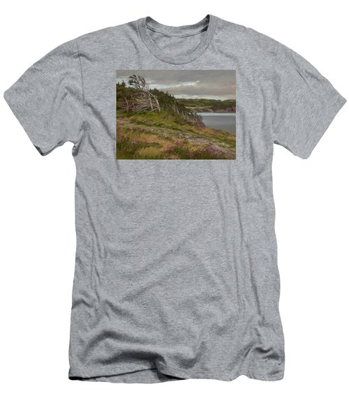 Signs Of Clearing Men's T-Shirt (Slim Fit) by Jane Thorpe