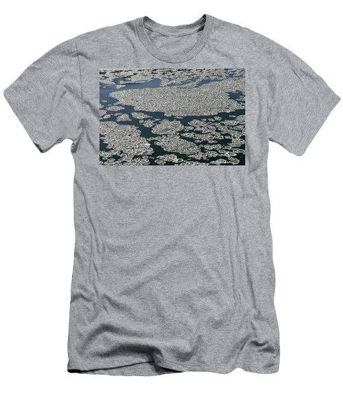 Signs Of Winter Men's T-Shirt (Athletic Fit)