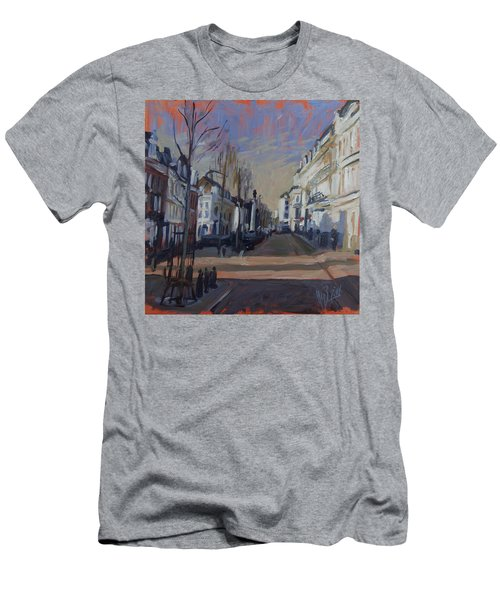 Silence Before The Storm Men's T-Shirt (Athletic Fit)
