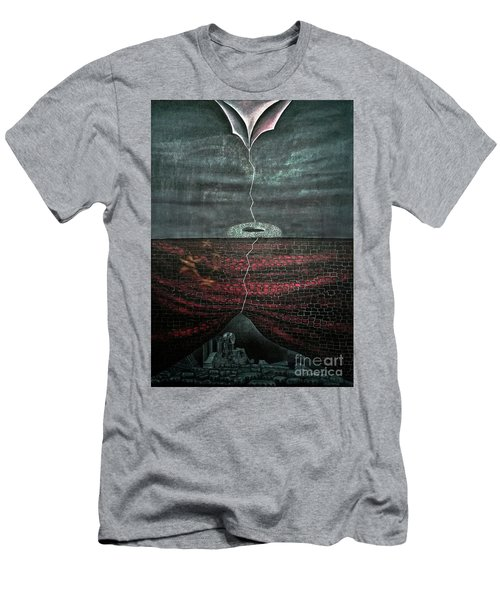 Silent Echo Men's T-Shirt (Athletic Fit)