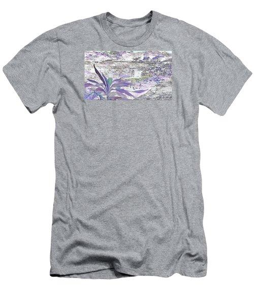 Silent Journey Men's T-Shirt (Slim Fit) by Mike Breau