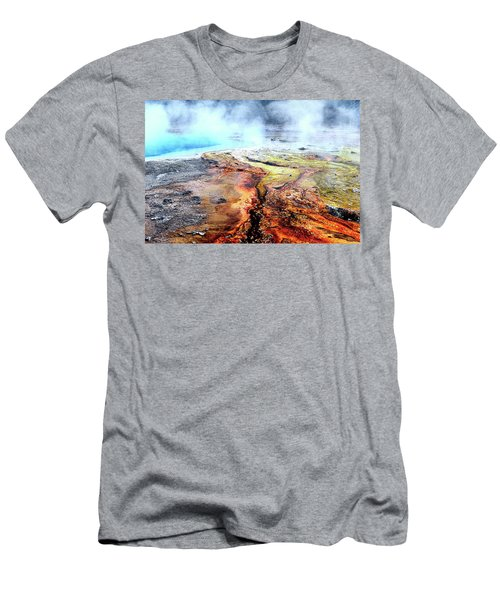 Silex Hot Springs Men's T-Shirt (Athletic Fit)
