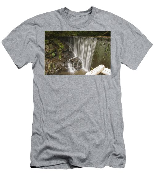 Silk Cascade Men's T-Shirt (Athletic Fit)