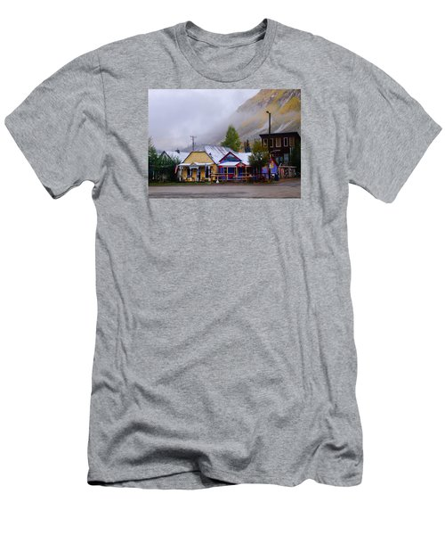 Silverton Back Street Men's T-Shirt (Slim Fit)