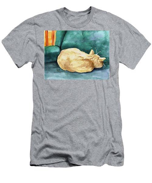 Simba Men's T-Shirt (Athletic Fit)