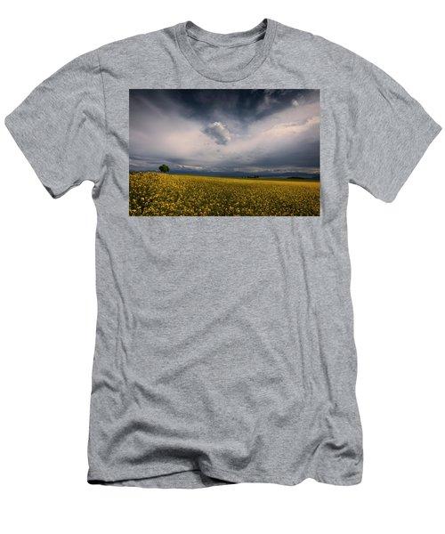 Similarities Men's T-Shirt (Slim Fit) by Dominique Dubied
