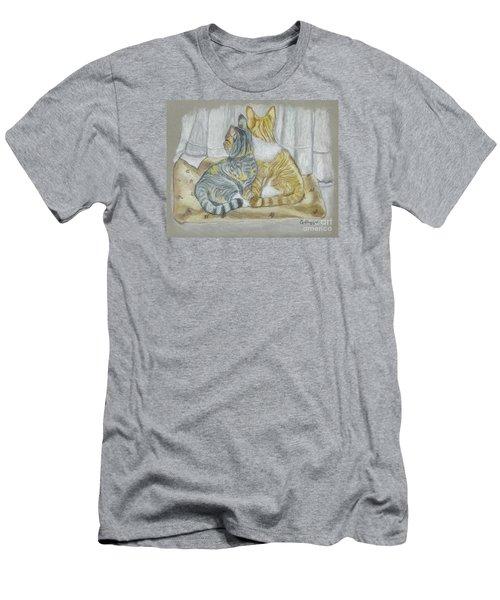 Sisters  Men's T-Shirt (Athletic Fit)