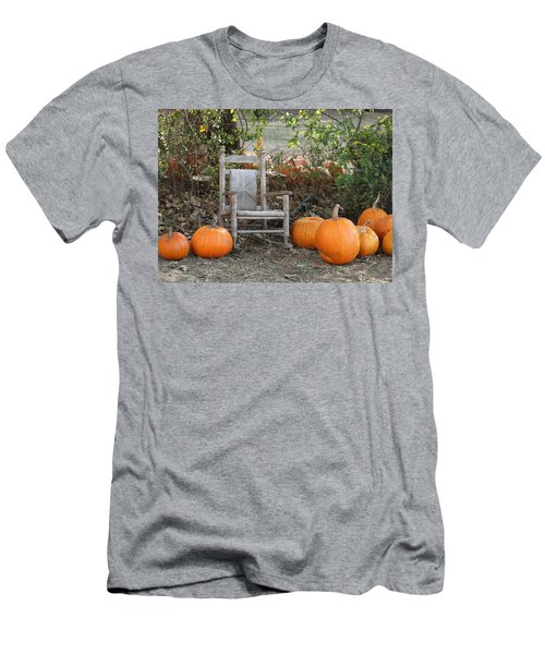 Men's T-Shirt (Athletic Fit) featuring the photograph Sit With Me by Sheila Brown