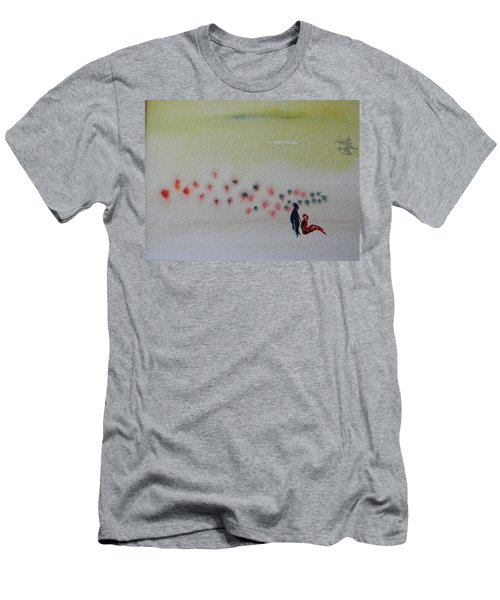 Six Seasons Dance Four Men's T-Shirt (Athletic Fit)