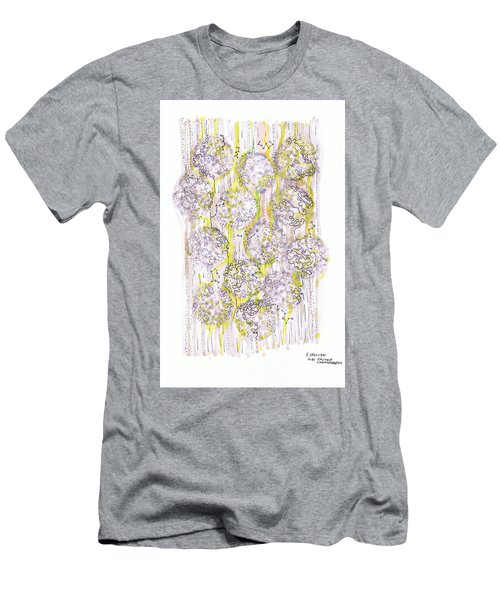 Size Exclusion Chromatography Men's T-Shirt (Athletic Fit)