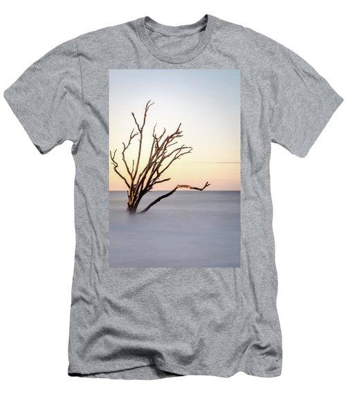 Skeleton Tree In The Ocean Men's T-Shirt (Athletic Fit)