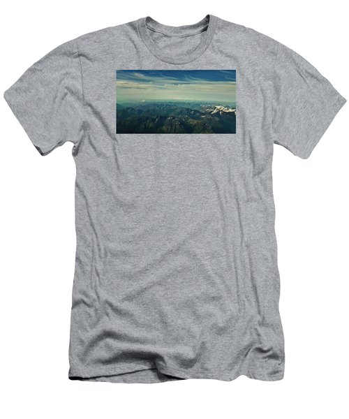 Sky High Men's T-Shirt (Athletic Fit)