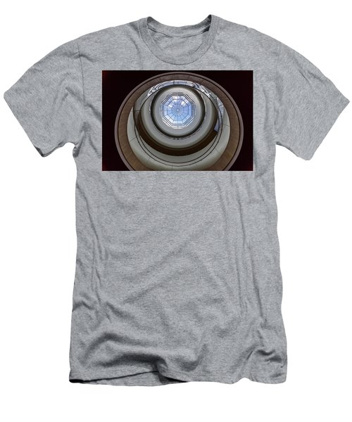 Sky Portal Men's T-Shirt (Athletic Fit)