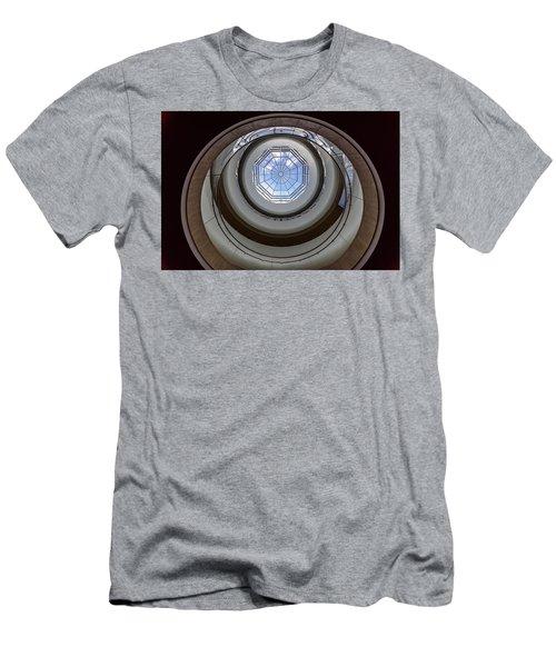Sky Portal Men's T-Shirt (Athletic Fit)
