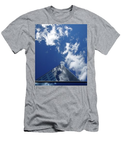Sky Pyramid Men's T-Shirt (Athletic Fit)