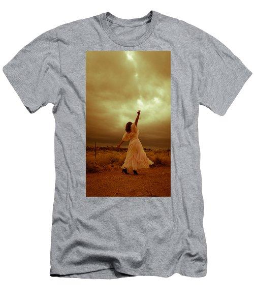Sky Splitter Men's T-Shirt (Athletic Fit)