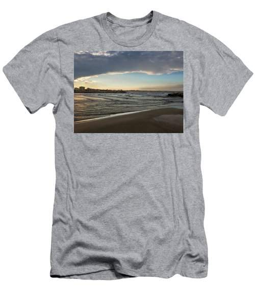 Skylight After Storm Men's T-Shirt (Athletic Fit)
