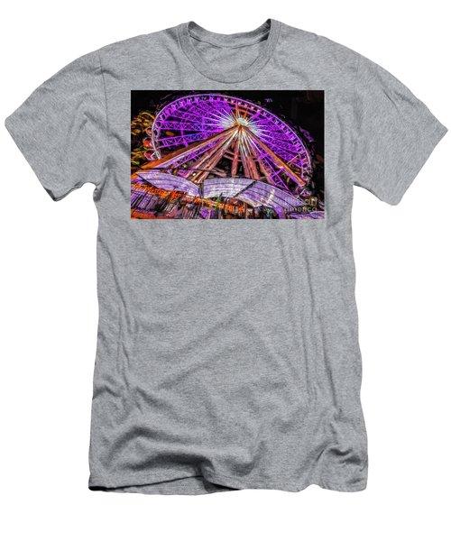 Skyview Atlanta Men's T-Shirt (Athletic Fit)