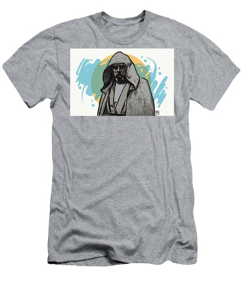 Men's T-Shirt (Athletic Fit) featuring the digital art Skywalker Returns by Antonio Romero
