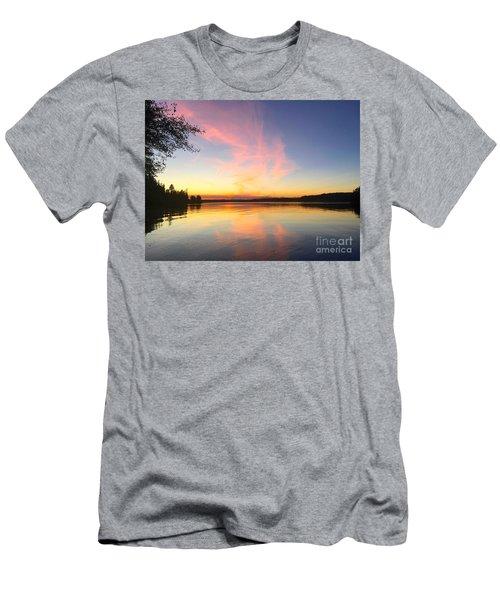 Slack Tide Men's T-Shirt (Slim Fit) by Sean Griffin