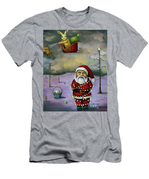 Sleigh Jacker Men's T-Shirt (Athletic Fit)