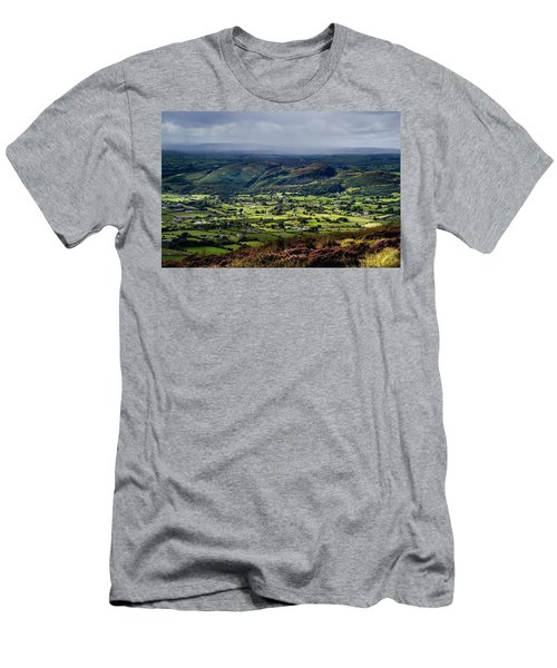 Slieve Gullion, Co. Armagh, Ireland Men's T-Shirt (Slim Fit) by The Irish Image Collection