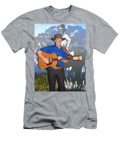 Slim Dusty Men's T-Shirt (Athletic Fit)