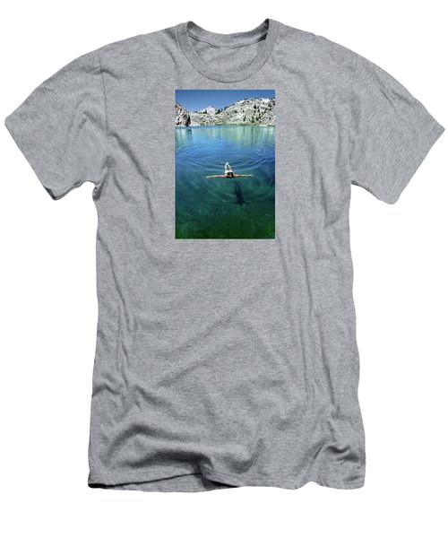 Slip Into Something Comfortable Men's T-Shirt (Athletic Fit)