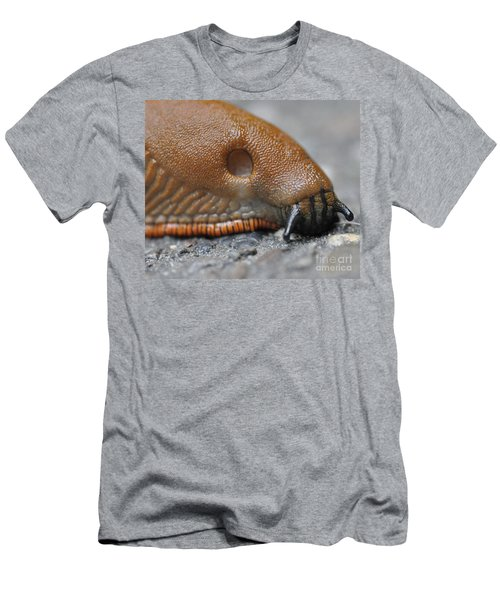 Slug Macro Men's T-Shirt (Athletic Fit)