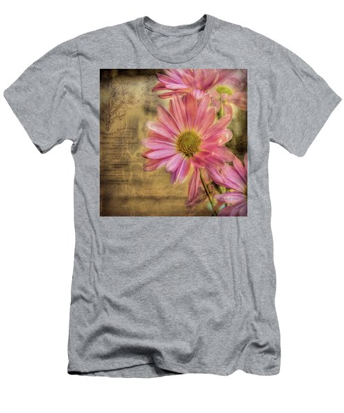Men's T-Shirt (Athletic Fit) featuring the photograph Small Perfections by Bellesouth Studio