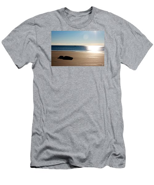 Small Point Men's T-Shirt (Athletic Fit)