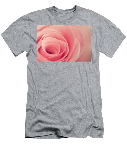 Smell The Roses Men's T-Shirt (Athletic Fit)