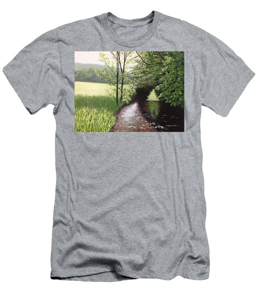 Smith Stream Men's T-Shirt (Athletic Fit)