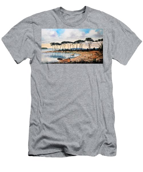 Smith's Cove Men's T-Shirt (Athletic Fit)