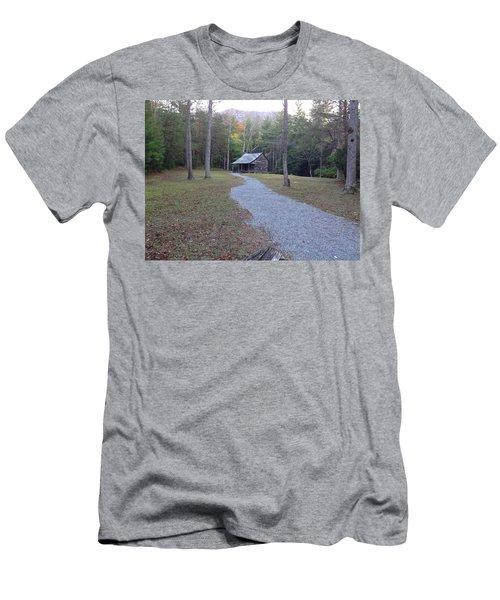Smokies 3 Men's T-Shirt (Athletic Fit)