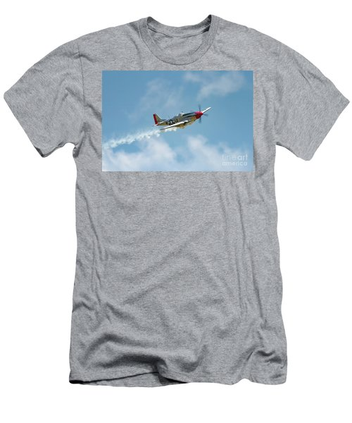 Men's T-Shirt (Athletic Fit) featuring the photograph Smokin 51 Color by Tommy Patterson