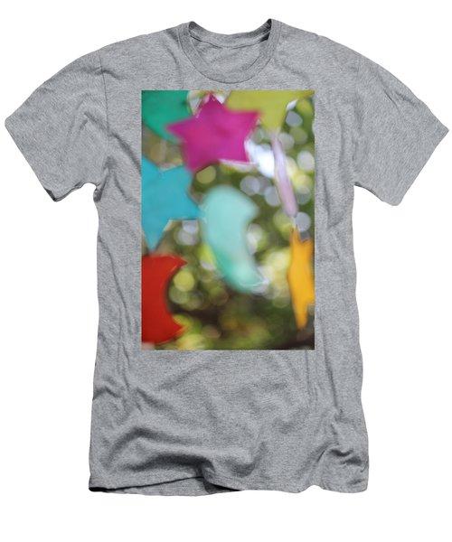 Smudgy Joy Men's T-Shirt (Athletic Fit)