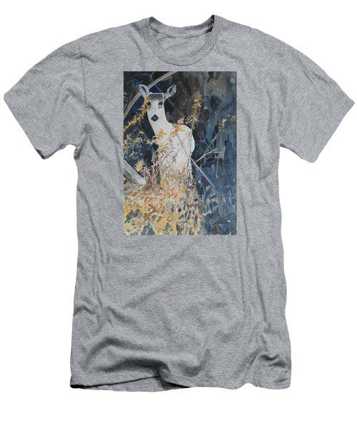 Snow White Men's T-Shirt (Slim Fit) by Christine Lathrop