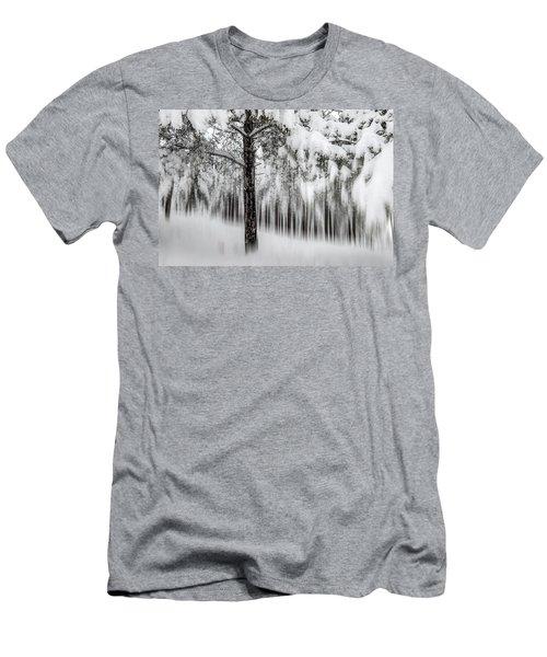 Snowy-2 Men's T-Shirt (Athletic Fit)