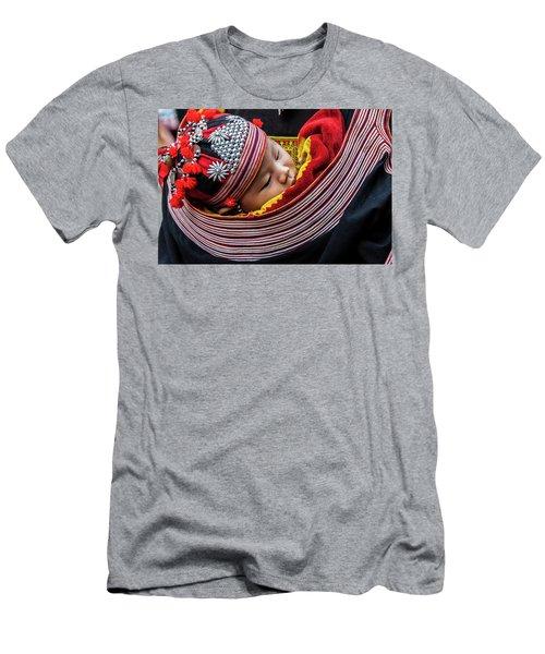 Snug As A Bug. Men's T-Shirt (Athletic Fit)
