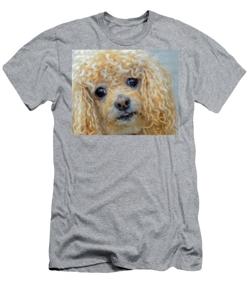 Men's T-Shirt (Slim Fit) featuring the photograph Snuggles by Steven Richardson