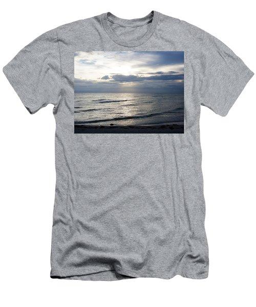 So Long Sanibel Men's T-Shirt (Athletic Fit)