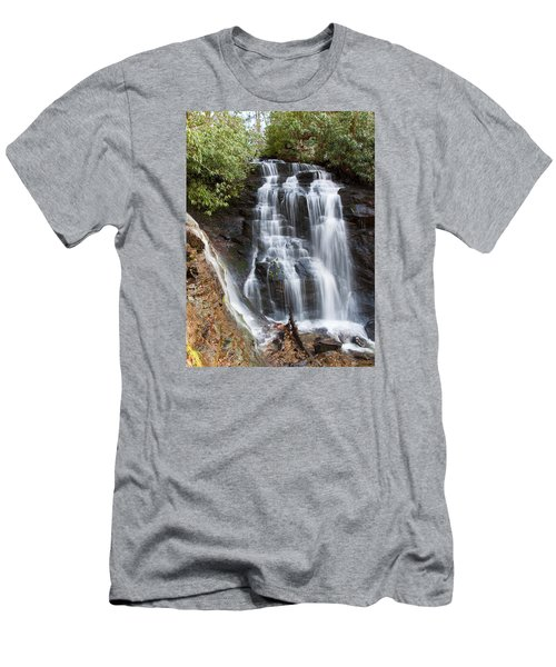 Soco Falls Men's T-Shirt (Athletic Fit)