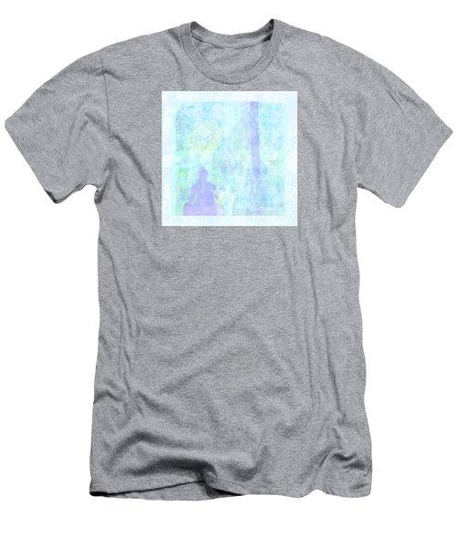 Soft Landings Men's T-Shirt (Athletic Fit)