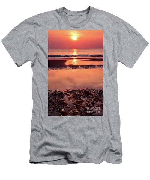 Solemn Reflection Men's T-Shirt (Athletic Fit)