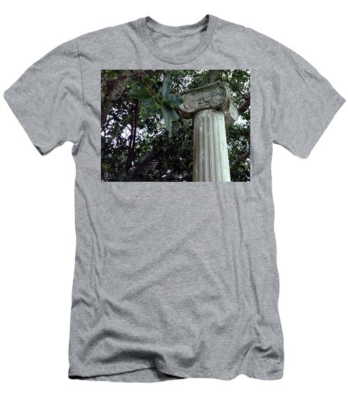 Men's T-Shirt (Slim Fit) featuring the photograph   Solitary by Steve Sperry